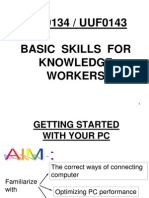 Chap1-Getting Started Wt Ur PC-(BASIC)