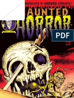 Haunted Horror #4 Preview