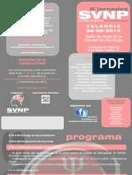 VI Jornada de la Sociedad Valenciana de Neuropsicología