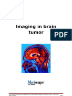 Imaging in Brain Tumor