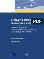 Studiu Iluminatul Public