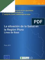 La Situacion de La Salud en La Region de Piura (Saludysociedad)