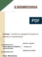Diapositivas de Rocas Sedimentarias y Metamorficas I