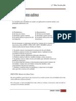 6.2 Metodo de La Ruta Critica PERT CPM