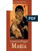 Anna Katharina Emmerich- A Vida Da Virgem Maria