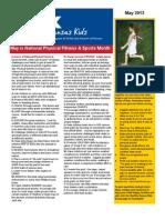 HKK Newsletter_May 2013