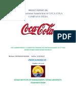 Customer Satisfaction Coca-cola