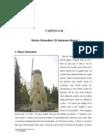 4 Capitulo II. Moises Montefiori. Judaismo Liberal