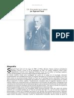 Malestar Cultura Sigmund Freud