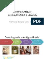 Arcaico y Clasico