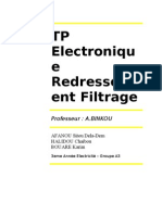 TP REDRESSEMENT FILTRAGE.doc