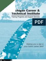 Michigan Career Technical Institute (MCTI)