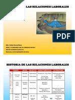 Historia de Las Relaciones Laborables 3 2011