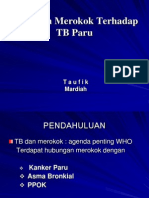 PROPORSAL Merokok Terhadap TB Paru