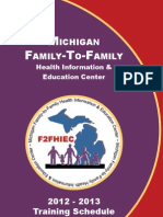 Michigan Family-to-Family Trainings