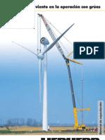 Influencias del viento en la operación con grúas_ES