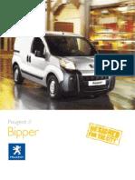 Peugeot Bepper Ciezarowy