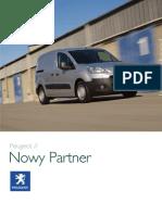 Peugeot Partner Ciezar