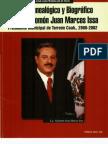 Perfil Genealógico y Biológico del Lic. Salomón Juan Marcos Issa