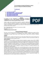 Jurisprudencia Vinculante y Plenos de Derecho Laboral.1