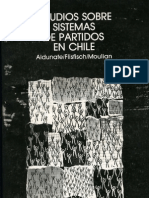 Estudios Sobre El Sistema de Partido en Chile, Moulian