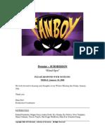 Fanboy & Chum Chum Premise BlindSpot 011508