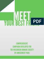 Meet Your Best Friend Campaign