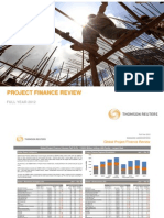 Q42012 Project Finance Review
