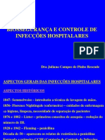 controle de infecções prepes