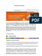 Plataformas Para Comercio Electronico