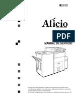 Manual de Servicio Aficio 1060,1075,2060,2075,Mp5500,6500
