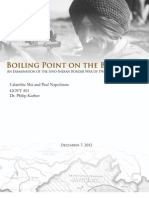 Boiling Point on the Border
