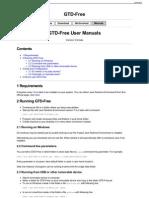 GTD Free Manuals