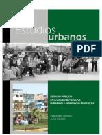 Espacio público en la ciudad popular