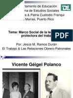 Capitulo 16 Marco Social de La Legislacion Protectora Del Trabajo