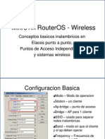 Mikrotik Wireless