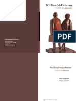 William McElcheran Paper To Bronze 2013 Digital Exhibition Catalogue