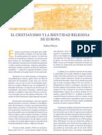 Pikaza Xavier El Cristianismo y La Identidad Religiosa de Europa