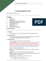 Marine Parks (Zoning) Regulations 2012 under the Marine Parks Act 2007 2012 243 UN Highlights
