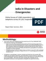 Red Cross 2011 SocialMediainDisasters