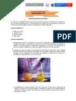EXPERIMENTO 1_CONSTRUCCIÓN DE UN SIFÓN