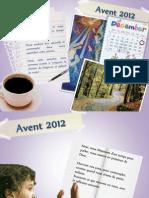 2ème semaine Avent 2012.ppsx