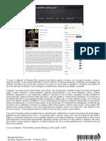 """Margareta Nemo, sul blog """"Signora dei filtri"""" recensisce """"Il cuore in disparte"""" di Roberta Pilar Jarussi, 23 Aprile 2013"""