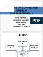 Aspects of Connected Speech