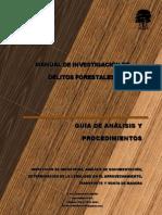 Manual de Investigacion de Delitos Forestales
