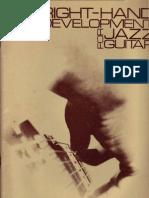 Renard.D.hoover - Right Hand Development for Jazz Guitar