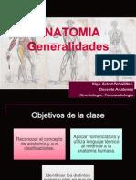 Anato 1 Generalidades 2013