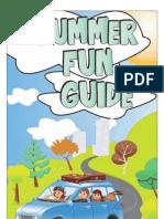 Summer Fun Guide 2013