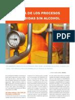 La Tecnica de Los Procesos de Las Bebidas Sin Alcohol