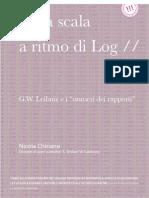 Chiriano - Sulla Scala a Ritmo Di Log